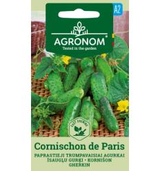 ĪSAUGĻU GURĶI CORNICHON DE PARIS