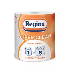 PAPĪRA DVIEĻI 1RUĻ. 2SL. REGINA SUPER CLEAN