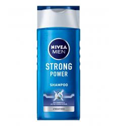 ŠAMPŪNS NIVEA MEN 250ML STRONG POWER VĪRIEŠIEM