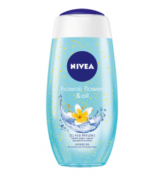 DUŠAS ŽELEJA NIVEA 500ML HAWAII FLOWER &OIL