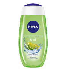 DUŠAS ŽELEJA NIVEA 500ML LEMON & OIL