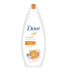 DUŠAS ŽELEJA DOVE 250ML REVITALIZE