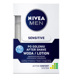 LOSJONS PĒC SKŪŠANĀS NIVEA MEN SENSITIVE 100 ML