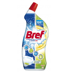 BREF WC HYGIENE GEL TĪRĪTĀJS LEMONITTA, 700 ML