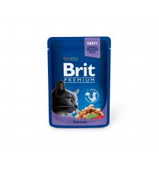 BRIT PREMIUM COD FISH 100G KAĶIEM