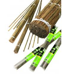 Bambusa kociņi 210CM garumā 10GAB.