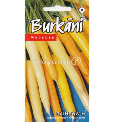 Burkāni Rainbow F1