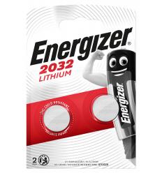 BATERIJAS ENERGIZER 2032, 2 GAB.