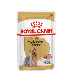ROYAL CANIN BHN WET 85G YORKSHIRE SUŅIEM