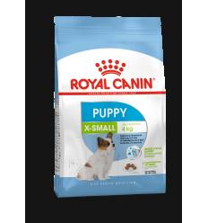 ROYAL CANIN SHN 1,5KG X-SMALL PUPPY KUCĒNIEM
