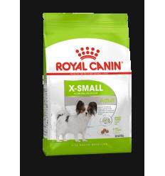 ROYAL CANIN SHN 0,5KG X-SMALL ADULT SUŅIEM