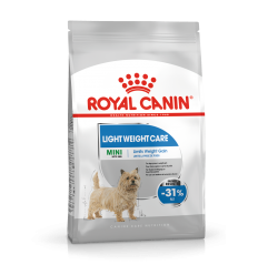 ROYAL CANIN CCN 1,0KG MINI LIGHT WEIGHT CARE SUŅIEM