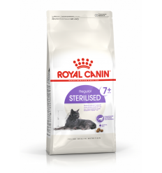 ROYAL CANIN FHN 0,4KG STERILISED +7 KAĶIEM
