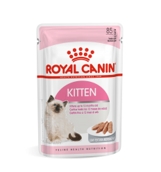 ROYAL CANIN FHN WET 85G KITTEN INSTINCTIVE LOAF KAĶĒNIEM