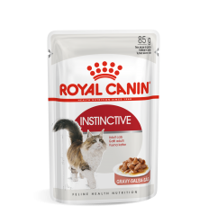 ROYAL CANIN FHN WET 85Gx12 INSTINCTIVE IN GRAVY KAĶIEM