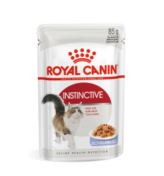 ROYAL CANIN FHN WET 85G INSTINCTIVE IN JELLY KAĶIEM