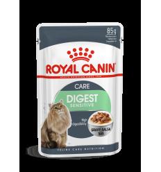 ROYAL CANIN FCN WET 85Gx12 DIGEST SENSITIVE IN GRAVY KAĶIEM