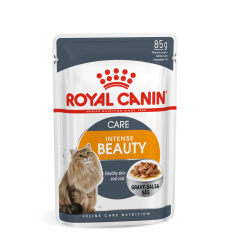 ROYAL CANIN FCN WET 85G INTENSE BEATY IN GRAVY KAĶIEM