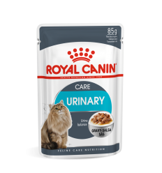 ROYAL CANIN FCN WET 85Gx12 URINARY CARE IN GRAVY KAĶIEM