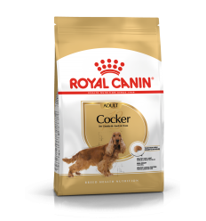 ROYAL CANIN BHN 3KG COCKER ADULT SUŅIEM