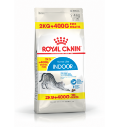 ROYAL CANIN FHN INDOOR27 2KG+400G FREE KAĶIEM