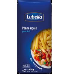 LUBELLA MAKARONI PENNE RIGATE NR.17 400G