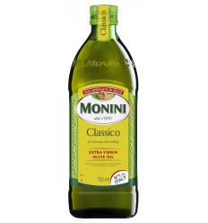 MONINI EXTRA VIRGIN CLASSICO OLĪVEĻĻA 750ML