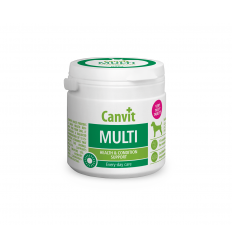 CANVIT MULTI TABLETS N100 100G SUŅIEM