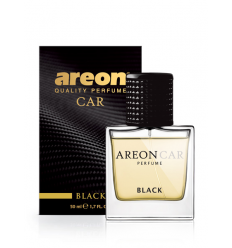 AREON GAISA ATSVAIDZINĀTĀJS CAR PERFUME - BLACK 50ML