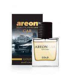 AREON GAISA ATSVAIDZINĀTĀJS CAR PERFUME - GOLD 50ML