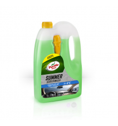 TURTLE WAX SUMMER SCREENWASH 4L TURTLE -2°C