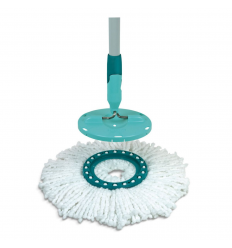 LEIFHEIT MAINĀMĀ MOP BIRSTE CLEAN TWIST DISC MOP