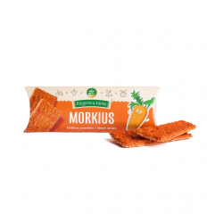 "BURKĀNU ČIPSI ""MORKIUS"" 45G"