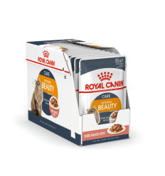 ROYAL CANIN FCN WET 85Gx12 INTENSE BEATY IN GRAVY KAĶIEM