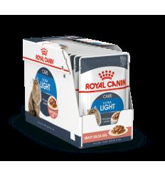 ROYAL CANIN FCN WET 85Gx12 ULTRA LIGHT IN GRAVY KAĶIEM