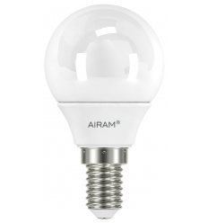 LED SPULDZE 5,5W/840, E14, BUMBIŅA AIRAM