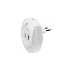 ROZETE AR LED UN USB 308942