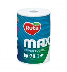 PAPĪRA DVIELIS 1RUĻ. 2SL. RUTA MAX