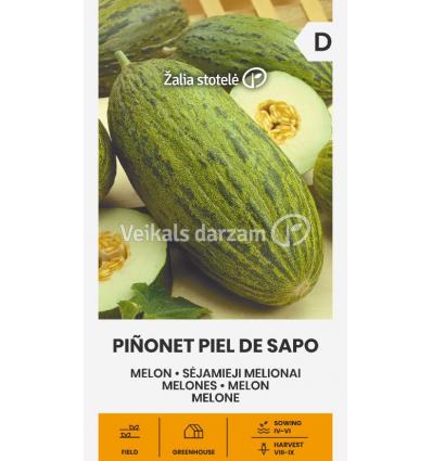 MELONES PIÑONET PIEL DE SAPO