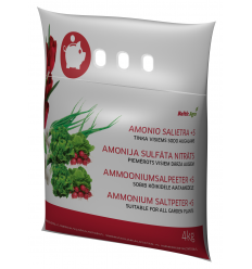 Amonija sulfāts ASN 4KG