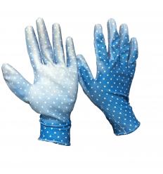 Pirkstaini cimdi PU, izmērs 8 5011