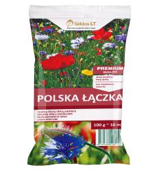 ZĀLĀJA SĒKLU MAISĪJUMS POLSKA LACZKA 0,1 KG